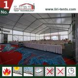 明確なスパン40mの幅の巨大なテントのホール展覧会のテントの玄関ひさし