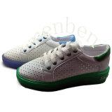 Form-Turnschuh-beiläufige Schuhe der heißen Verkaufs-Frauen