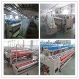 Fasciatura medica del macchinario di fabbricazione della garza che fa prezzo del telaio del getto dell'aria