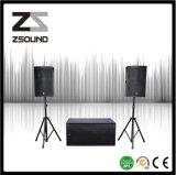 Zsound P12 PRO KTV Bar Sonic Rock Speaker Système de chant réalisé par Professional Audio Design Consultant