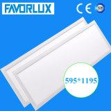 luz do ecrã plano do diodo emissor de luz 100lm/W de 60W 600X1200mm com 0-10V