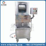 Machine d'injecteur de l'eau saline pour la chair de poissons