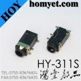 Entrada de áudio de 3,5mm/telefone com o tipo SMD (Hy-311s)