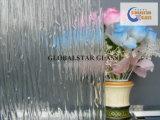 3-6мм стекло с рисунком (Nashiji Karatachi флоры бамбук Moru II океанических стекло)