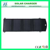 carregador móvel solar da dobra portátil de 3W 6W 10W 14W
