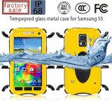 CE RoHS funda resistente al agua IP68 para el Samsung Galaxy S5