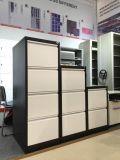 オフィスの使用の金属の記憶の垂直2引出しのファイルキャビネット
