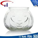 frasco de vidro sem chumbo do mel do Sell de 420ml Hote (CHJ8114)