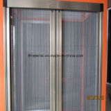 100G/M2 18*16maille polyester Insect Screen plissé