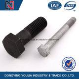 Fábrica de acero de alta resistencia del OEM de China del tornillo de la pista del hexágono