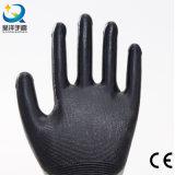 раковина полиэфира 13gauge с покрынными нитрилом перчатками работы (N6007)