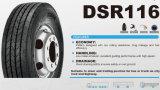 Doppelstern-schlauchloser Radial-LKW-Reifen 8.5r17.9.5r17.5