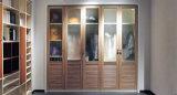 De aangepaste Houten Garderobe van de Schuifdeur van de Slaapkamer (zy-004)