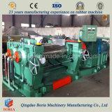 Machines de moulin de mélange de roulis en caoutchouc deux de Xk-360b, machine de deux roulis