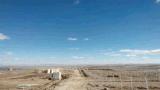 Haut de gamme Q235B Gavanized châssis solaire pour station d'alimentation 20mv PV