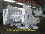 Máquina de revestimento da cor da folha de superfície do tratamento do plasma
