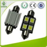 Дешевые цены Canbus T10 4SMD светодиодная лампа с автомобиля