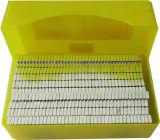 Il chiodo d'acciaio della st, il chiodo della striscia di carta, chiodi dell'ago, cuce con punti metallici i chiodi di serie