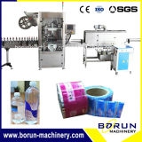 Automatische Haustier-Flaschen-Sleeving beschriftenverpackungs-Schrumpfmaschine