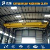 Grúa de arriba de 50 toneladas de la viga útil del doble para los trabajadores