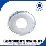 Rondelle plate DIN9021