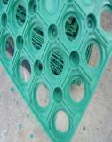 Циновка дренажа резиновый, Anti-Slip половой коврик, огнезащитный резиновый настил
