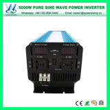 格子純粋な正弦波インバーター(QW-P5000)を離れたDC48V AC110/120V 5000W