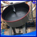 Fertilizante compuesto de la máquina de granulación Pan Granulator disco