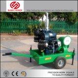Diesel de 8 pulgadas de la bomba de agua para riego/control de las crecidas de caudal con grandes