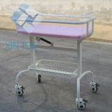 Fabrik-Preis-Edelstahl-bewegliches Krankenhaus-neugeborener Baby-Spaziergänger