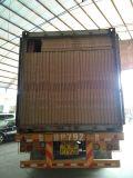 Cor cinzento aço arquivo de armazenamento vertical 2 Gabinete da gaveta