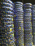 Motorrad-Reifen neuen Musters 2016 in Afrika