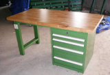 Roble estable Workbench de goma