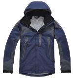 Ski-Jacke der wasserdichten Männer (A001)