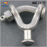 Ligne de poteau forgé Intra-isolant Hardwre Fitting Y Ball Clevis