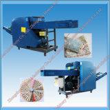 Máquina Shredding da roupa velha de alta velocidade