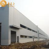 Almacén de acero ligero prefabricado Rápido-Que ensambla económico (SSW-53)