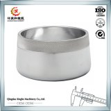 Ciotola d'acciaio di alluminio del piccolo metallo del pezzo fuso di alluminio