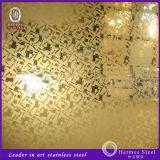 Placa de parede do aço inoxidável dos fornecedores de China para a decoração