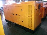 Ce/CIQ/Soncap/ISO 승인을%s 가진 Perkins 엔진 4008tag1a를 가진 900kVA 최고 침묵하는 디젤 엔진 발전기