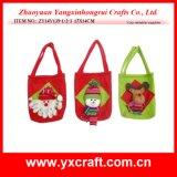 عيد ميلاد المسيح زخرفة ([ز14241-1-2-3]) عيد ميلاد المسيح يكيّف بيع بالجملة أطفال حقيبة