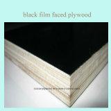 La construcción encofrados de madera contrachapada de color marrón Film enfrenta