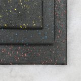 Azulejo de suelo de goma del patio de las esteras, azulejo de suelo de goma del patio de las esteras de la espuma