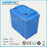 Satz 12V 40ah der Batterie-LiFePO4 für LED-Licht mit BMS