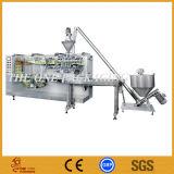 Riempitore orizzontale della macchina per l'imballaggio delle merci del sacchetto liquido e della polvere