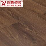 Plancher en stratifié en bois de surface des graines (V-Cannelure) (AS3503-10)