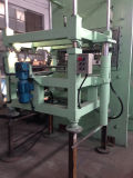 Machine de moulage par pneu solide / pneu en caoutchouc Vulcanizing Press