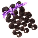 Brasilianisches Jungfrau-unverarbeitetes Menschenhaar-brasilianische Haar-Webart-Bündel des Jungfrau-Haar-gerades 3 Bündel-brasilianisches geraden Haar-7A
