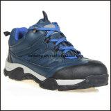 本革の自由の産業安全の靴