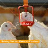 Portes automatiques de poisson à mamelons de volaille pour poulet